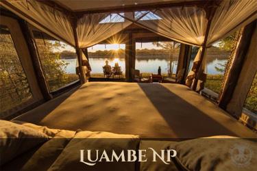 accommodatie Luambe