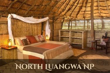 accommodatie North Luangwa